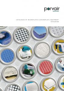 Porvair-Sciences-Catalogue