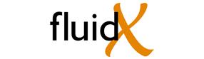 fluidx logo