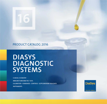 Diasys catalog 2016 cover picture